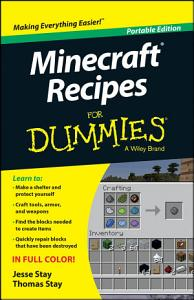Minecraft Recipes For Dummies PDF