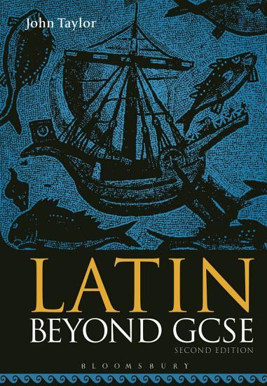 Latin Beyond GCSE PDF
