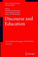 Discourse and Education PDF