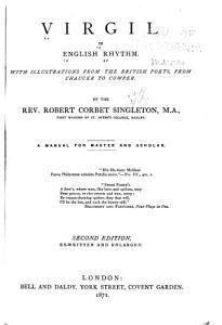 Virgil in English Rhythm PDF