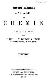 Justus Liebigs Annalen der Chemie: Bände 217-218