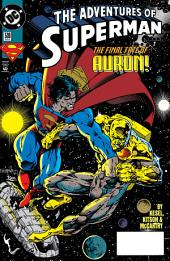 Adventures of Superman (1987-) #509