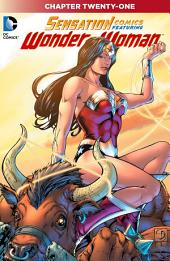 Sensation Comics Featuring Wonder Woman (2014-) #21