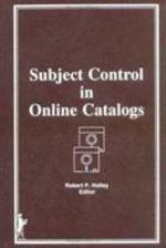 Subject Control in Online Catalogs
