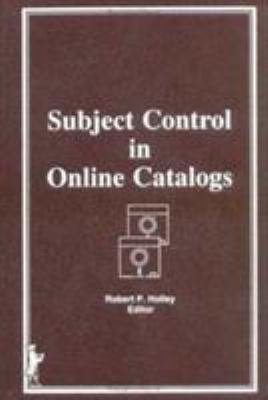 Subject Control in Online Catalogs PDF