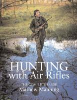Hunting with Air Rifles PDF