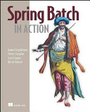 Spring Batch In Action Book PDF