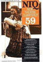 New Theatre Quarterly 59  Volume 15  Part 3 PDF