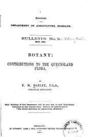 Contributions to the Queensland Flora: Volume 10