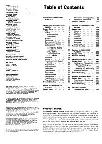 Plastics elastomers Reference Issue  1973 1974