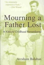 Mourning A Father Lost Book PDF