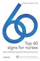 Top 60 Signs for Nurses   E Book PDF