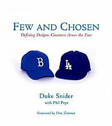 Few And Chosen Dodgers Book PDF