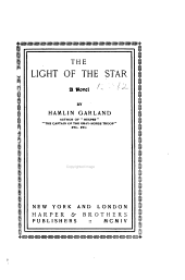 The Light of the Star: A Novel