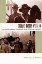 Courage Tastes of Blood