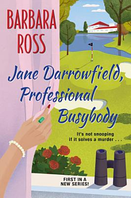 Jane Darrowfield  Professional Busybody