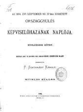 Napló: 8. kötet