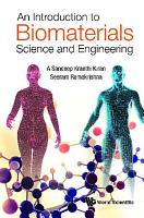An Introduction To Biomaterials Science And Engineering PDF