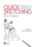Quick Sketching with Ron Husband PDF