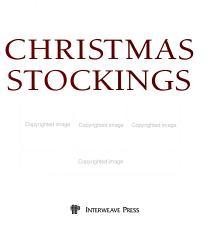 Christmas Stockings PDF