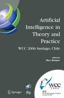 Artificial Intelligence in Theory and Practice PDF