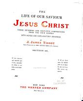 The Life of Our Saviour Jesus Christ: 365 Compositions from the Four Gospels with Notes and Explanatory Drawings, Volume 3