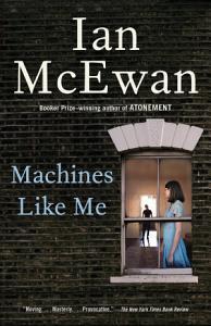 Machines Like Me Book