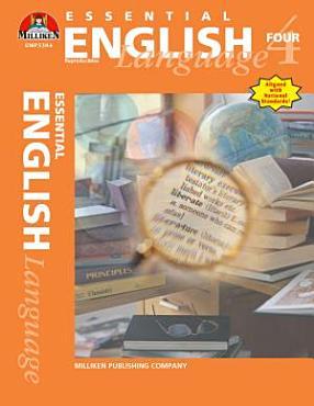 Essential English   Grade 4  ENHANCED eBook  PDF