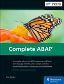 Complete ABAP