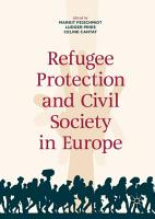 Refugee Protection and Civil Society in Europe PDF