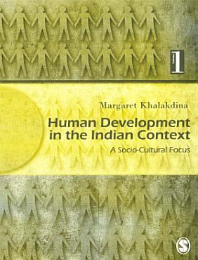 Human Development in the Indian Context PDF