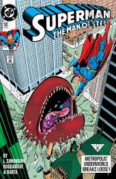 Superman: The Man of Steel (1991-) #12