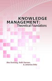 Knowledge Management: Theoretical Foundations