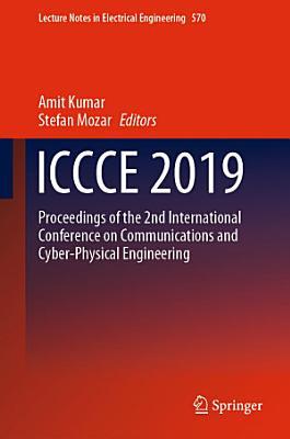 ICCCE 2019 PDF