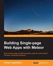 Building Single-page Web Apps with Meteor