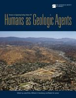 Humans as Geologic Agents PDF