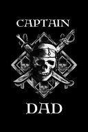 Captain Dad  Blank Lined Journal to Write in   Ruled Writing Notebook PDF