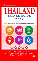 Thailand Travel Guide 2022