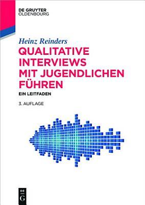Qualitative Interviews mit Jugendlichen f  hren PDF