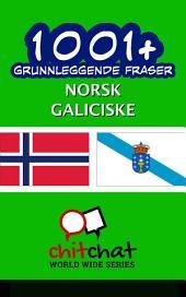 1001+ grunnleggende fraser norsk - Galiciske