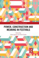 Power  Construction and Meaning in Festivals PDF
