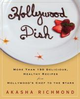 Hollywood Dish PDF