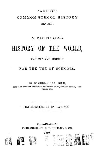 Parley s Common School History Revised PDF