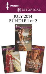 Harlequin Historical July 2014   Bundle 1 of 2 PDF