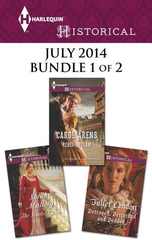 Harlequin Historical July 2014   Bundle 1 of 2