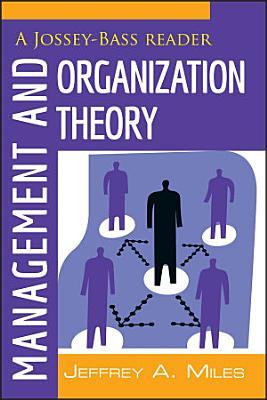 Management and Organization Theory