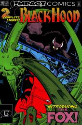 The Black Hood: Impact #11