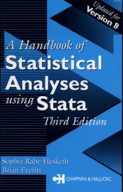 Handbook of Statistical Analyses Using Stata PDF
