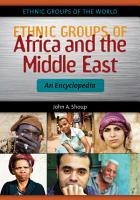 Ethnic Groups of Africa and the Middle East PDF