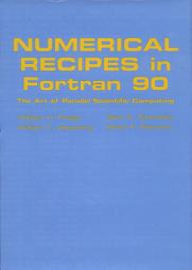 Numerical Recipes In Fortran 90  Numerical Recipes In Fortran 77V 2  Numerical Recipes In Fortran 90